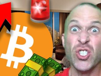 HUUUGE BITCOIN BUY SIGNAL FLASHES RED TODAY!!!!!! F*CKED BY WALL STREET AGAIN...