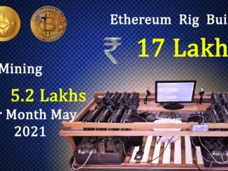 17 LAKH RUPEES 💰 ETHERIUM MINING RIG - PROFITABILITY AND EXPENSES WITH COMPONENTS EXPLAINED  ??