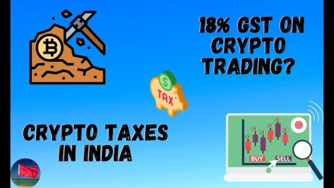How are Cryptocurrency Mining and Trading Taxed in India   Explained in Tamil   Bitcoin
