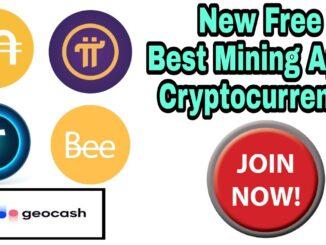 New Free Best Mining Apps | New Crypto Mining Apps | Pi Bee Midoin GeoDB TimeStope